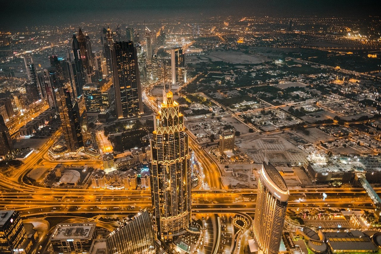 Andare a vivere a Dubai